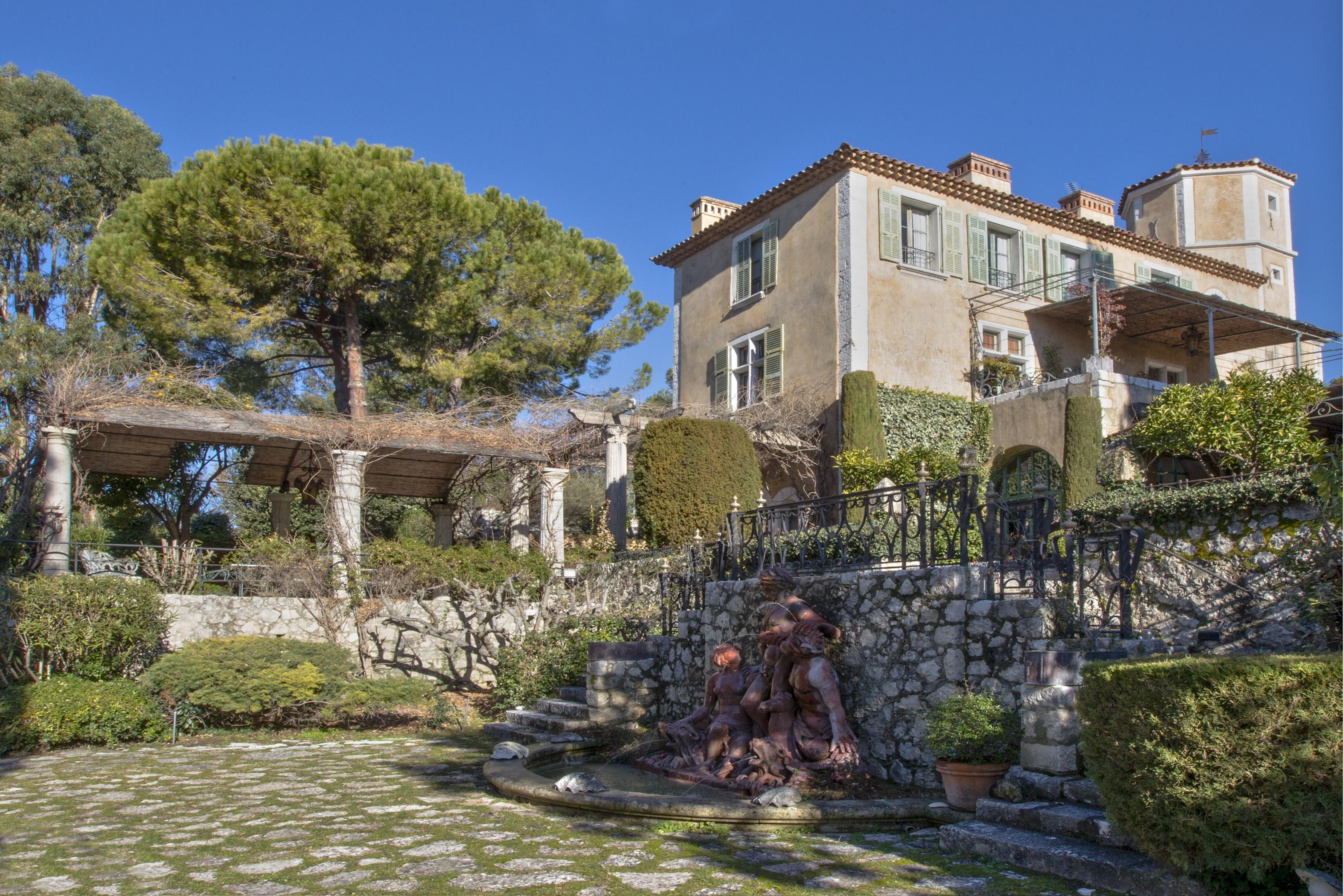 Chateau Côte d'Azur