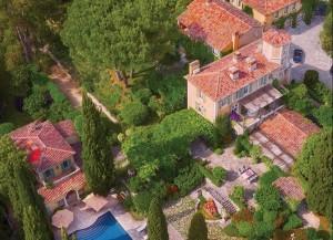 Chateau French Riviera
